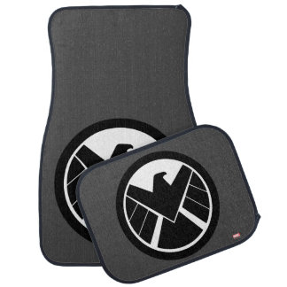 S.H.I.E.L.D Icon Car Mat