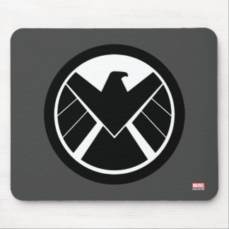 S.H.I.E.L.D Icon Mouse Pad