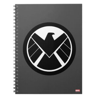 S.H.I.E.L.D Icon Notebook
