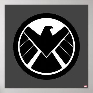 S.H.I.E.L.D Icon Poster