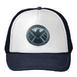 S.H.I.E.L.D. Metal Logo Trucker Hats