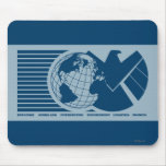 S.H.I.E.L.D. World Eagle Logo Mouse Pads