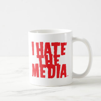 s I Hate The Media Mug (Scary)