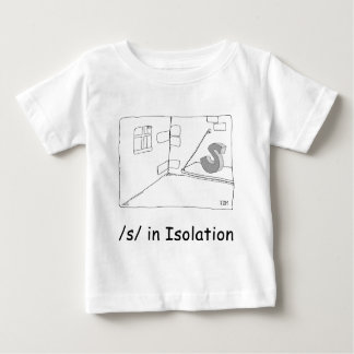 S in Isolation Baby T-Shirt