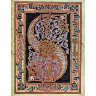 S inicial por el Gero-Códice del DES de Meister (l Esculturas Fotograficas