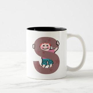 S is for...... mug