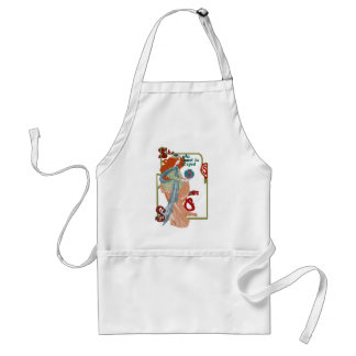S is for She Apron