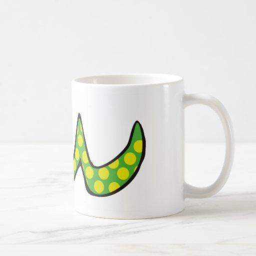 S is for Snake Coffee Mug