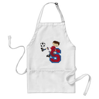 S is for Soccer Apron