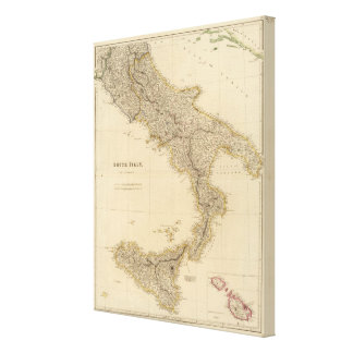 S Italy Canvas Print