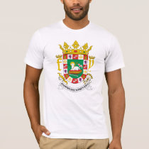 S. Joannis Baptistae Camisia de PR T-Shirt