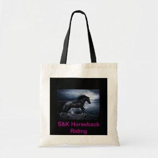 S&K Horseback Riding Bag