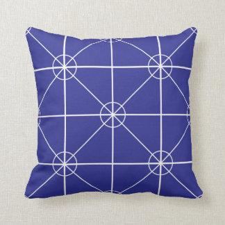 S.K. Newport Mews Throw Pillow