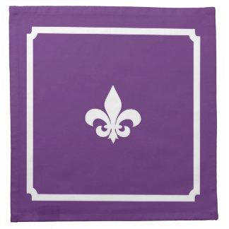S.K. Paris Le Fleur Cloth Napkins