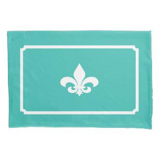 S.K.: París Le Fleur Pillowcase Funda De Cojín