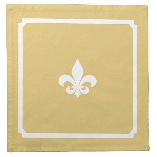 S.K. Servilletas de París Le Fleur Cloth