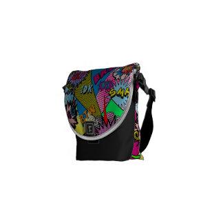 S.K. SuperGirls Courier Bag