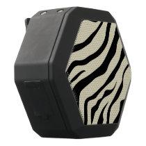 S.K. Zebra Fever Boombot Black Bluetooth Speaker