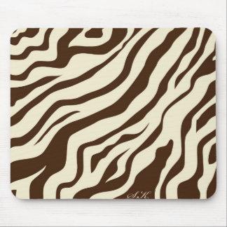 S.K.: Zebra Fever Mousepads
