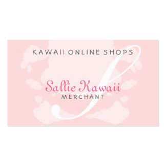 S Kawaii Shops Double-Sided Standard Business Cards (Pack Of 100)