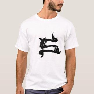 S letter Devil Shirt