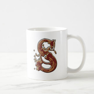 S_logo-final Classic White Coffee Mug