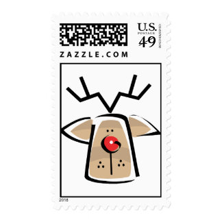 s Lovely Face Postage Stamps