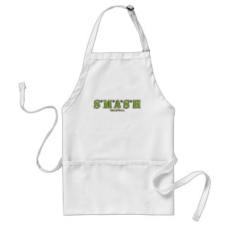 S*M*A*S*H Volleyball Adult Apron