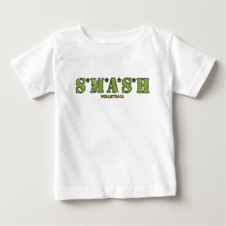 S*M*A*S*H Volleyball Baby T-Shirt