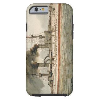 "S.M. Kreuzer ""Furst Bismarck"" de Grosse (H.M. Funda De iPhone 6 Tough"