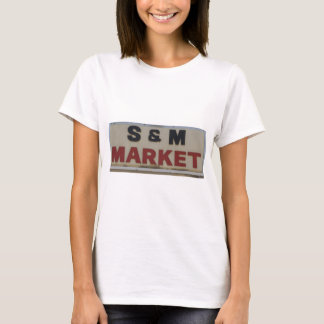 S&M Market T-Shirt