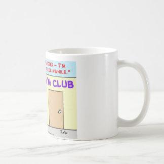 S/M Sadism Masochism Tied Coffee Mug