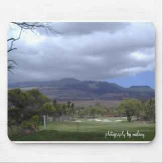 S. Makena Beach Golf Course Mouse Pad