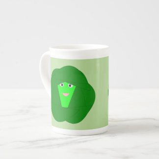 S melly Christmas Brussels Sprout Mug