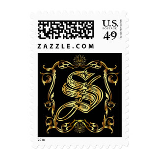 S Monogram Classic Best viewed large see notes Postage