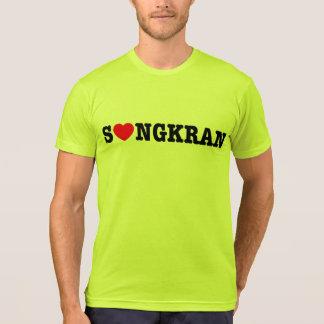S❤NGKRAN ~ Heart (Love) Songkran T-Shirt