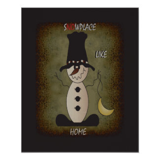 """S""""no""""w Place Like Home 