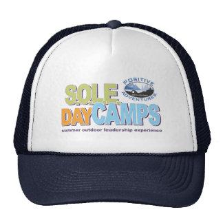S.O.L.E. Campamentos de verano Gorros