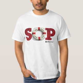 S.O.P ahorran nuestra camiseta del valor de las Playeras