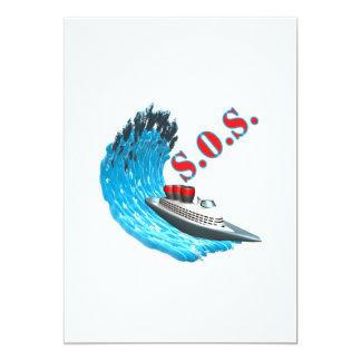 S.O.S. CARD