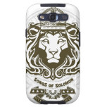 S.O.S. Lion Style Cover Galaxy S Galaxy S3 Case