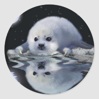 S.O.S. Save Our Harp Seals Wildlife-supporter