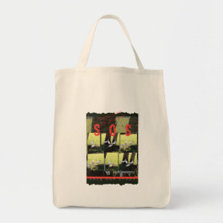 S O S - save our shade Tote Bag