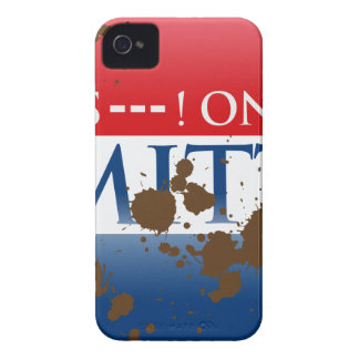 S--- ON MITT Case-Mate iPhone 4 CASE