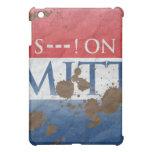 S--- ON MITT iPad MINI COVERS