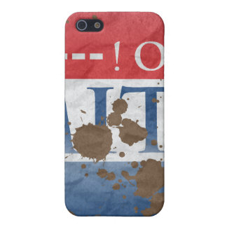 S--- ON MITT iPhone 5 COVER