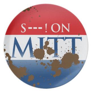 S--- ON MITT PLATES