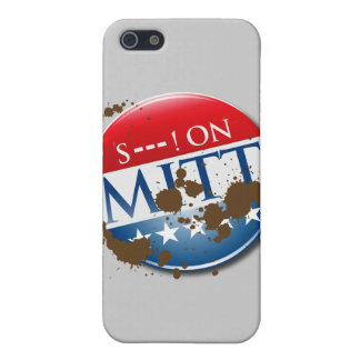 S--- ON MITT -.png iPhone 5 Cases
