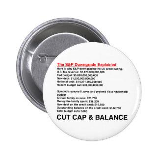 S P Downgrade Explained Pin