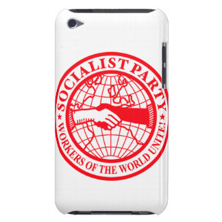 S.P.U.S.A Logo Barely There iPod Cases